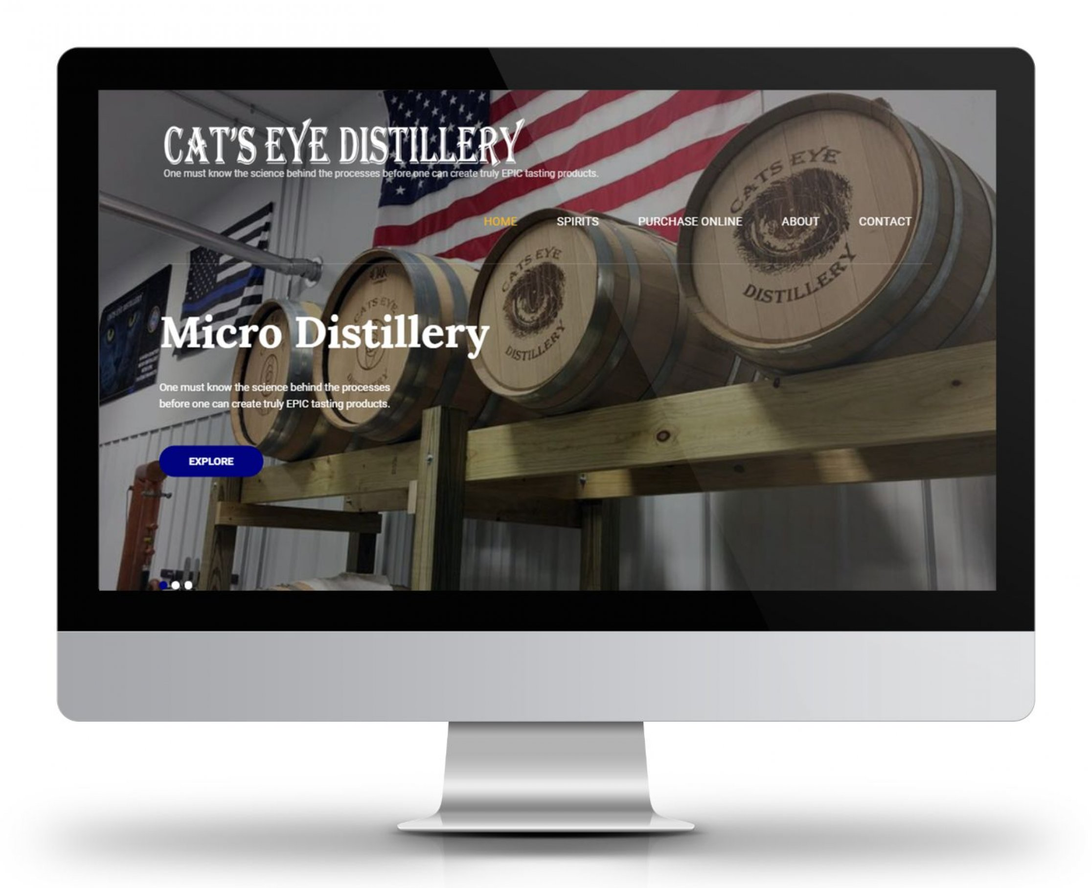 Cat's Eye Distillery